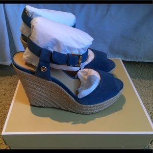 c1a23d929142 MICHAEL Michael Kors Shoes - MICHAEL Michael Kors Carolyn Wedge